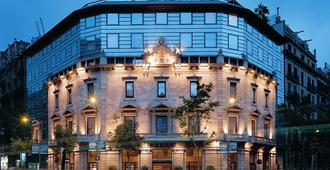 Claris Hotel & Spa Gl - Barcelona - Building