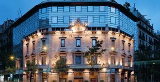 كلاريس هوتل آند سبا جيه إل - برشلونة - مبنى