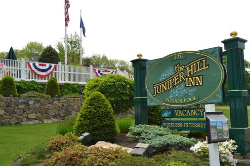 Juniper Hill Inn - Ogunquit - Outdoors view