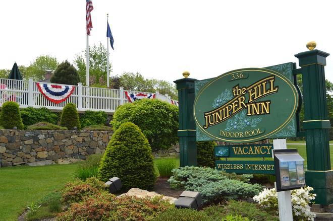 Juniper Hill Inn - Ogunquit - Näkymät ulkona