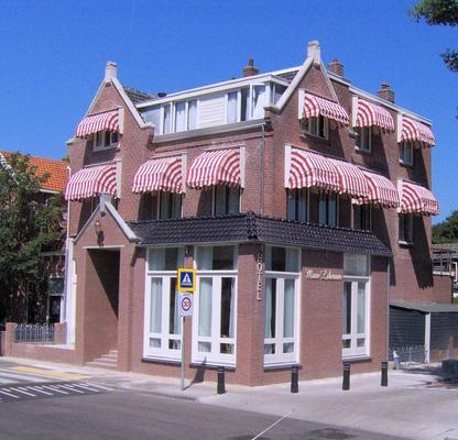 Hotel Mare Liberum - Egmond aan Zee - Gebäude