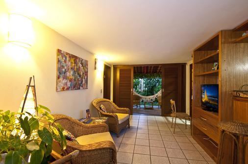 Pousada Castanheira - Natal - Living room