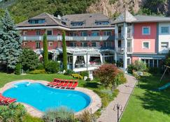 Business Resort Parkhotel Werth - Bolzano - Edificio