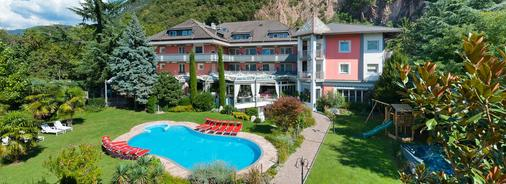Hotel Business Resort Parkhotel Werth - Μπολτσάνο - Κτίριο