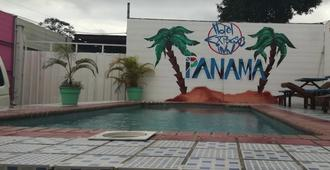 Express Inn Panama International Airport Hostel - Panama City - Pool