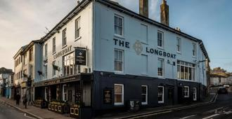 The Longboat Inn - Penzance - Edificio