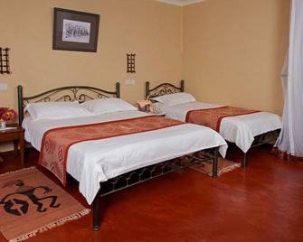 Ashnil Aruba Lodge - Voi - Bedroom