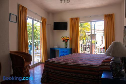 Hotel Encino - Puerto Vallarta - Bedroom