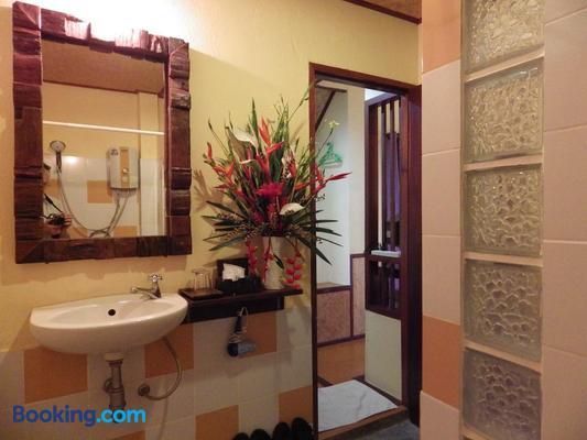 Puravida Pai Resort - Pai - Bathroom