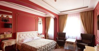 Hotel Tayozhny - Moscow - Bedroom