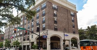 Hampton Inn Savannah-Historic District - Savannah - Edificio