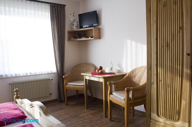 Pension Möser - Lennestadt - Living room