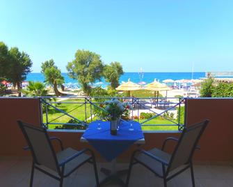 Katerina Seaside Studios - Platanias - Balcony