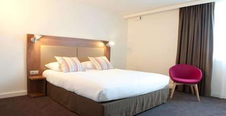 Campanile Limoges Centre - Gare - ลิโมจส์ - ห้องนอน