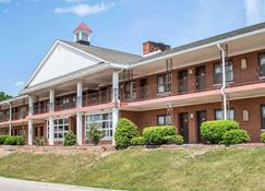 Econo Lodge - Williamsport - Rakennus