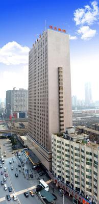 Zidongge Huatian Hotel - Changsha - Building