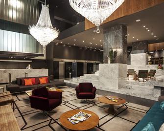 H Niteroi Hotel - Niteroi - Salónek