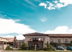 Hotel Cubitá - Читре - Здание