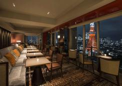 東京皇家王子大飯店花園塔 - 東京 - 休閒室