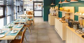 Aparthotel Adagio access Toulouse Saint-Cyprien - Toulouse - Restaurant