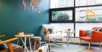 Aparthotel Adagio access Toulouse Saint-Cyprien - Tu-lu-dơ - Phòng khách
