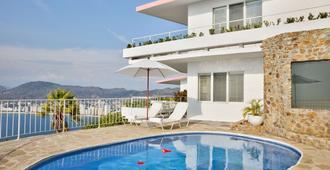 Las Brisas Acapulco - Acapulco - Svømmebasseng
