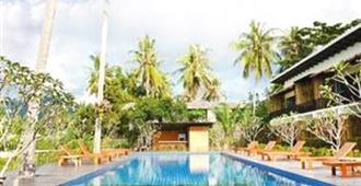 The Nidhra - Ko Pha Ngan - Pool