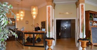 Milling Hotel Plaza - Odense - Recepción