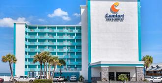 Comfort Inn and Suites Daytona Beach Oceanfront - Daytona Beach - Edificio