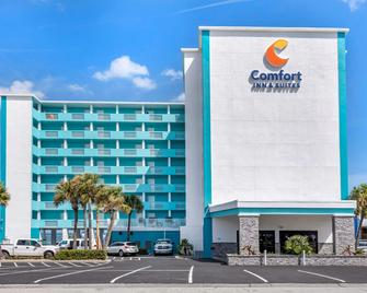 Comfort Inn and Suites Daytona Beach Oceanfront - Daytona Beach - Building