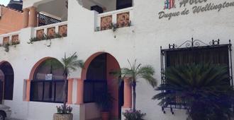 Duque de Wellington - Santo Domingo - Byggnad
