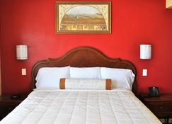 A Nights Inn - Ridgecrest - Bedroom