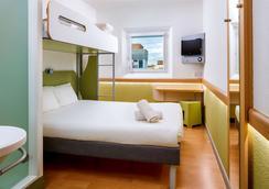 ibis budget Manchester Salford Quays - Salford - Schlafzimmer