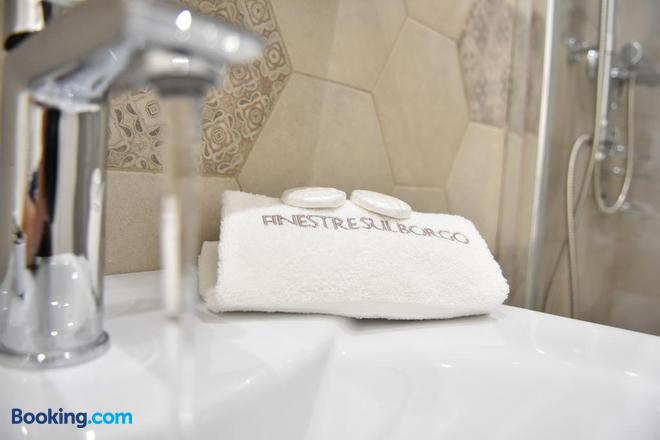 Finestre Sul Borgo - Cassano delle Murge - Bathroom