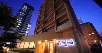 Dormy Inn Sendai Ekimae - Σεντάι - Κτίριο