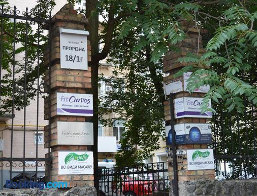 Hostel Golden Gates - Kiev - Toà nhà