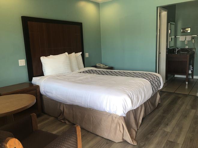 百威旅館 - 格蘭次帕斯 - 格蘭特帕斯 - 臥室