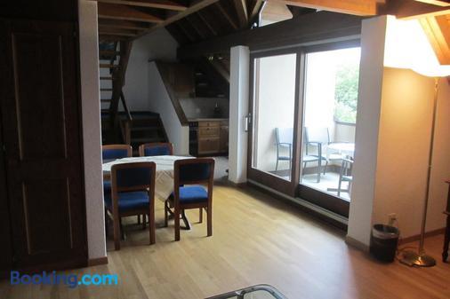 See & Wellnesshotel Gerbi - Weggis - Balcony