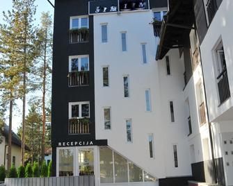 Hotel Simsir - Zlatibor - Gebouw