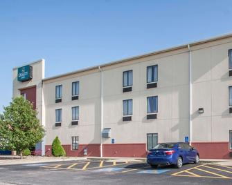 喬普林品質酒店 - 加普林 - 喬普林 - 建築
