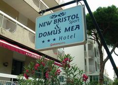 New Bristol Sport Hotel - Cesenatico - Building