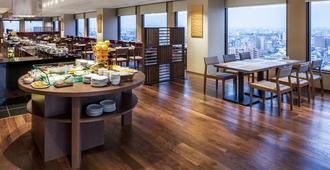 Ana Holiday Inn Kanazawa Sky - קאנאזוואה - מסעדה