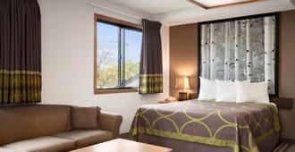 Super 8 by Wyndham Westminster Denver North - Westminster - Bedroom