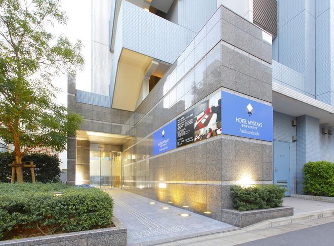 Hotel MyStays Asakusa-bashi - Tokyo - Toà nhà