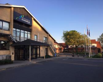 Hostel Fjerritslev Idrætscenter Jammerbugt - Fjerritslev - Gebouw