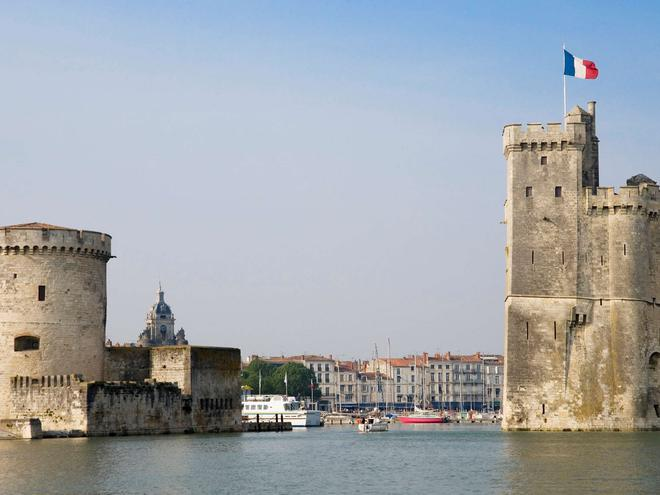 Ibis La Rochelle Centre Historique - La Rochelle - Building