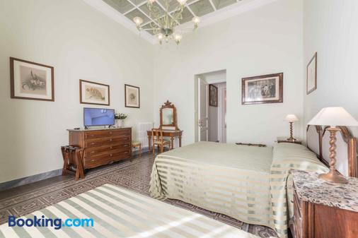 Bed and Breakfast Palazzo Benso - Palermo - Bedroom