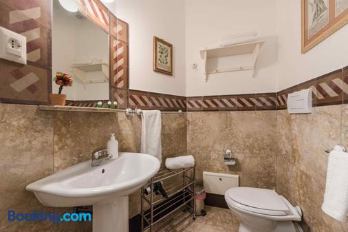 Bed and Breakfast Palazzo Benso - Palermo - Bathroom