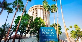 Four Points by Sheraton San Diego Downtown Little Italy - San Diego - Byggnad