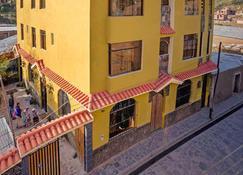 Hotel Urinsaya - Chivay - Building